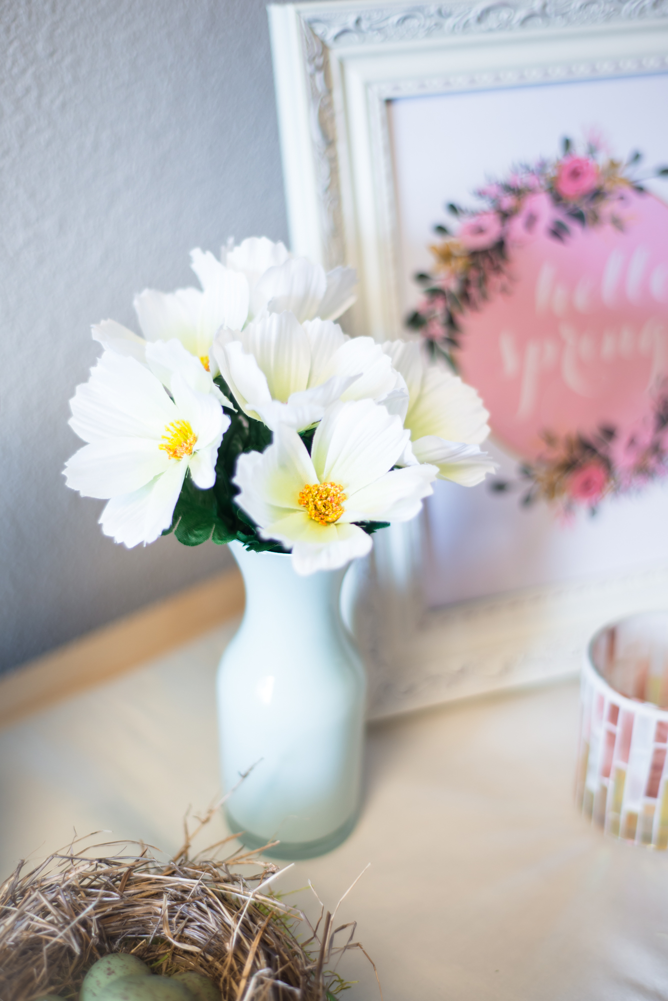 Cheap Spring Decor DIY Ideas | Dollar Tree Projects
