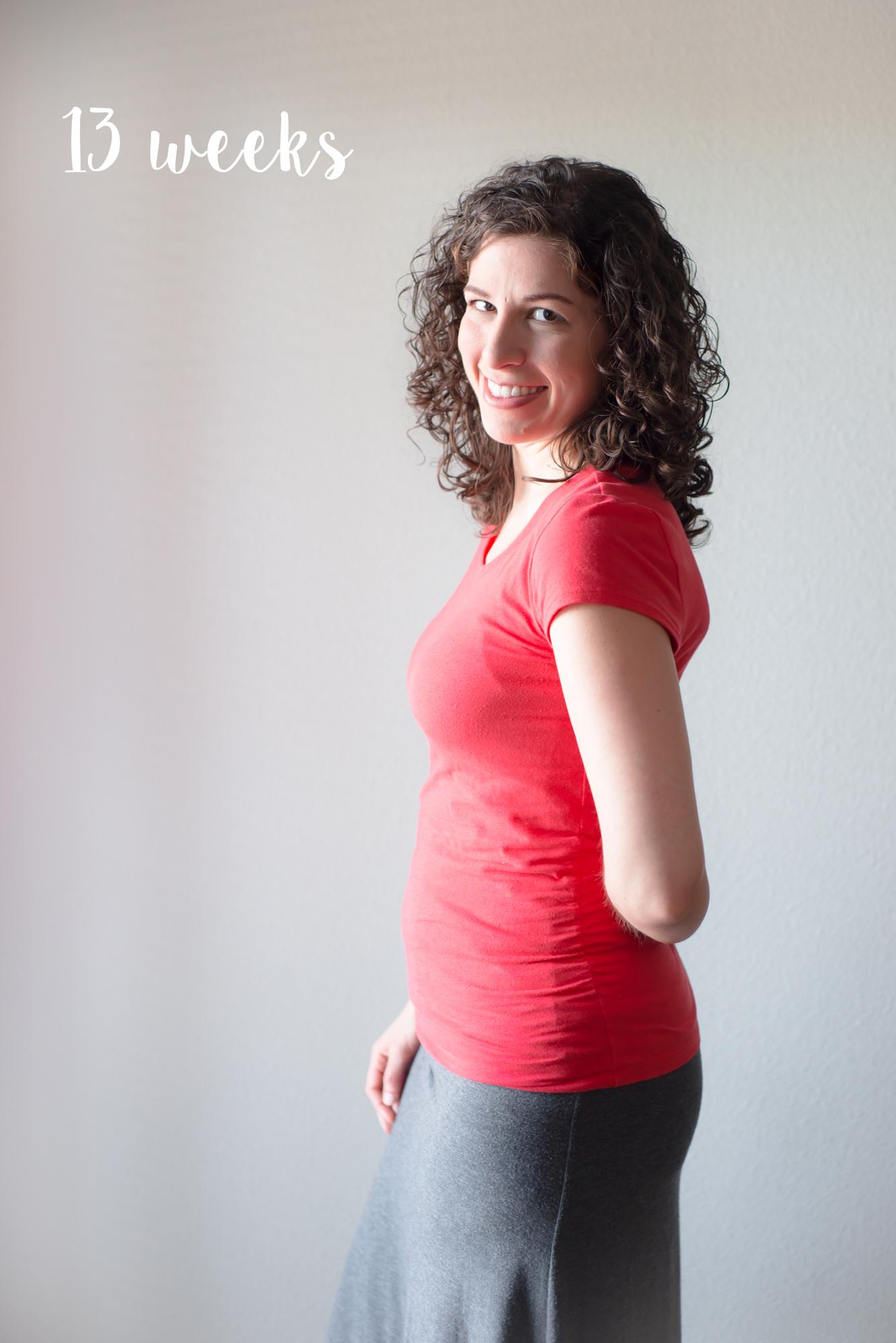 13 Weeks, Pregnancy Update