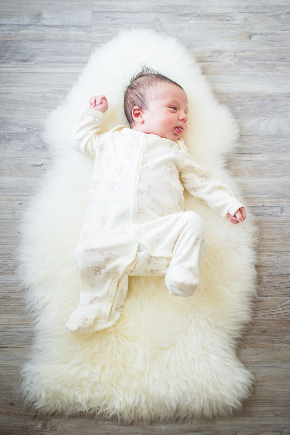Jack Everett is 1 Month Old - Newborn Update