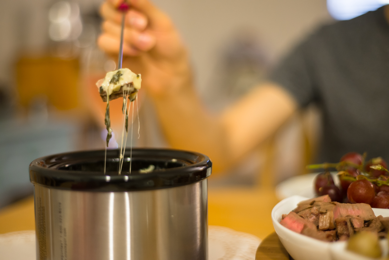 Fondue Night for Two | Romantic Date Night In