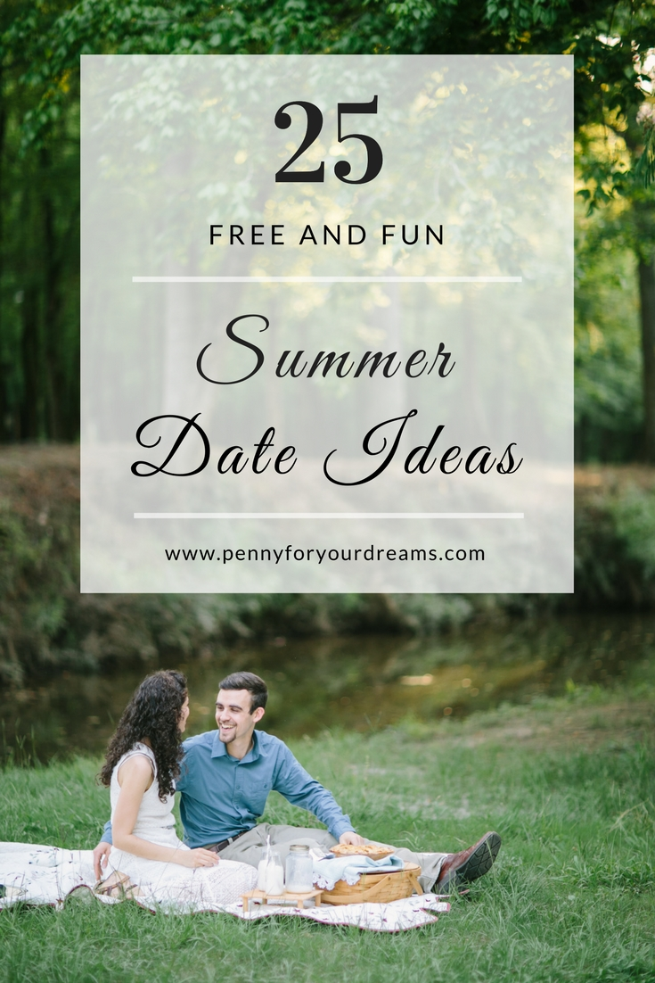 25 Free Summer-Themed Date Ideas
