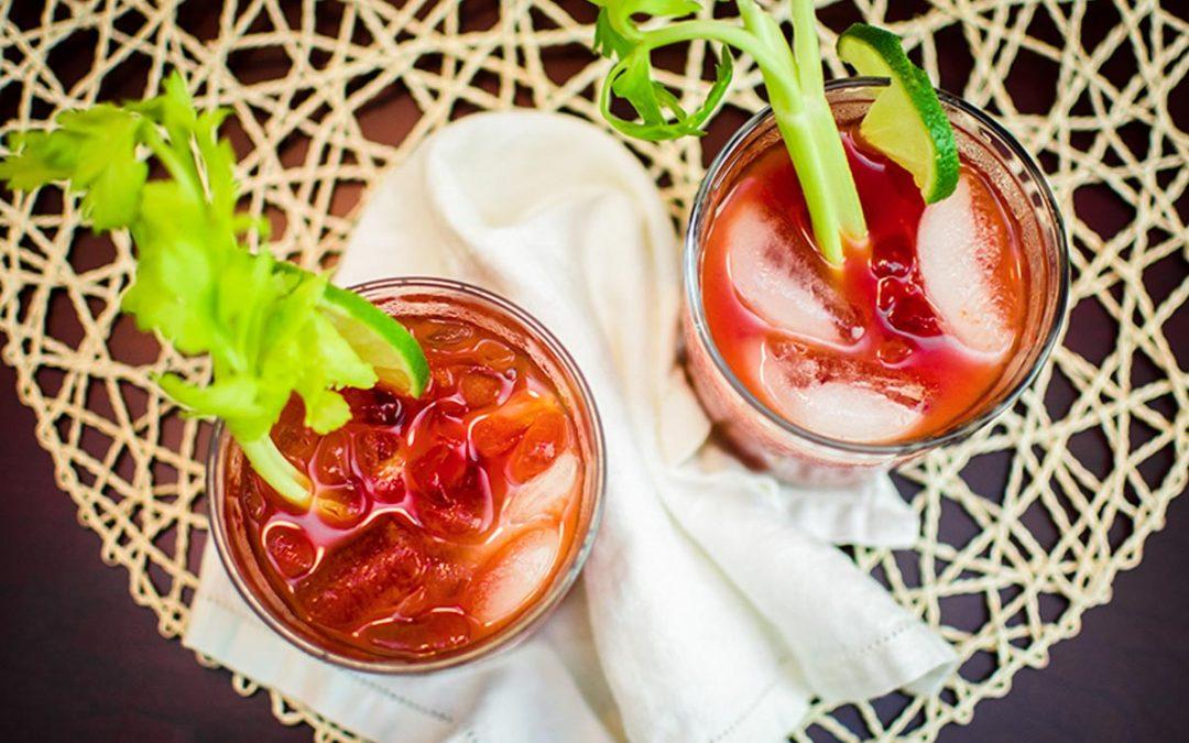 Virgin Bloody Mary Drinks | 5 minute Recipe