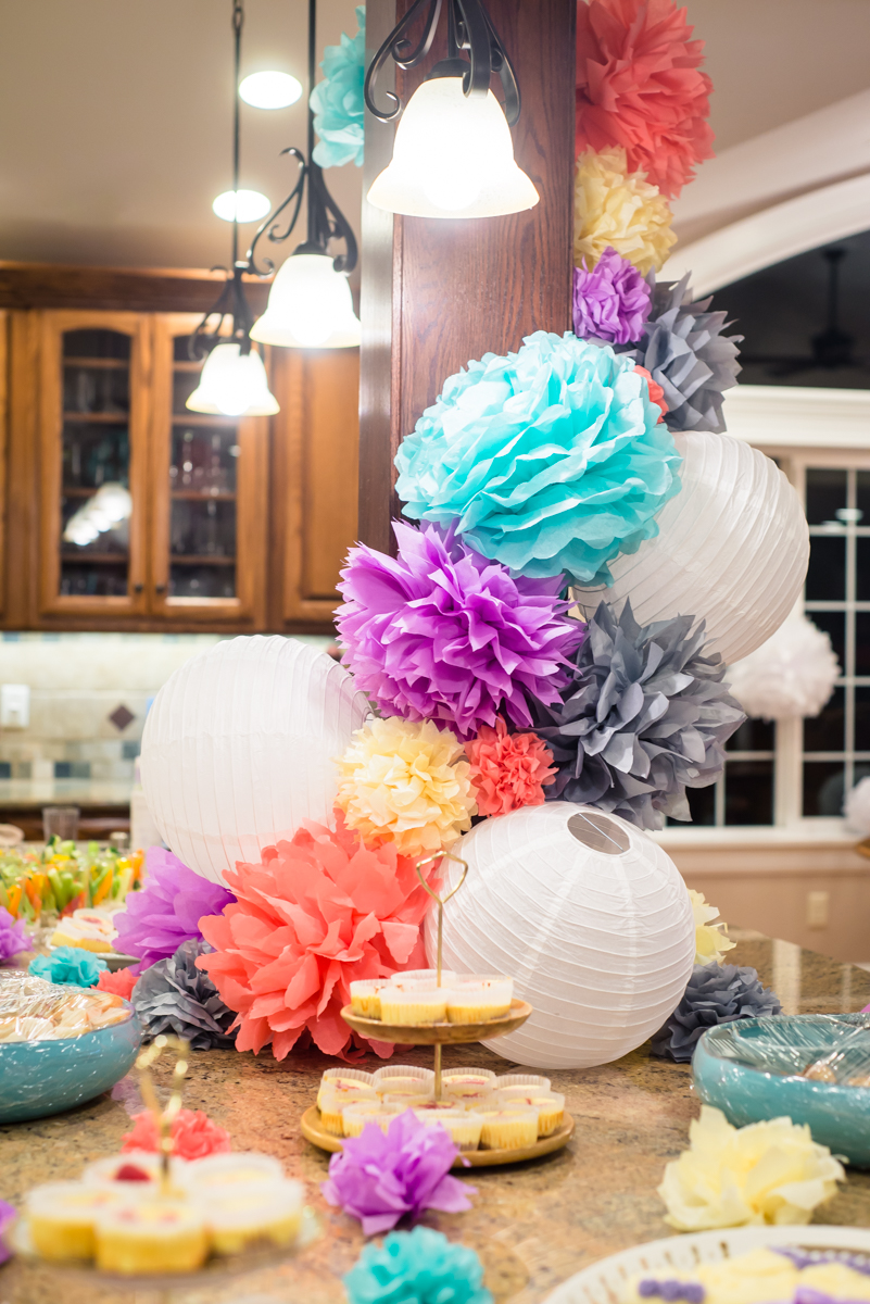 Whimsical Baby Shower Decor | Baby Girl Shower Ideas and Inspiration