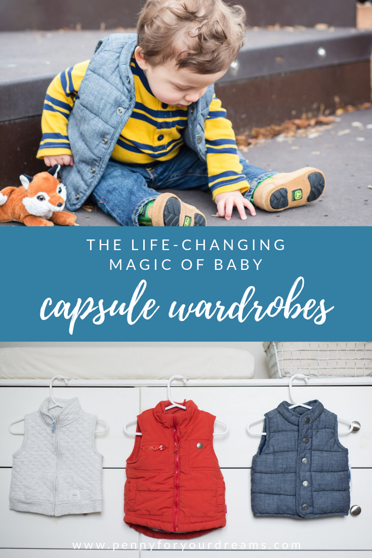 The Life-Changing Magic of Baby Capsule Wardrobes
