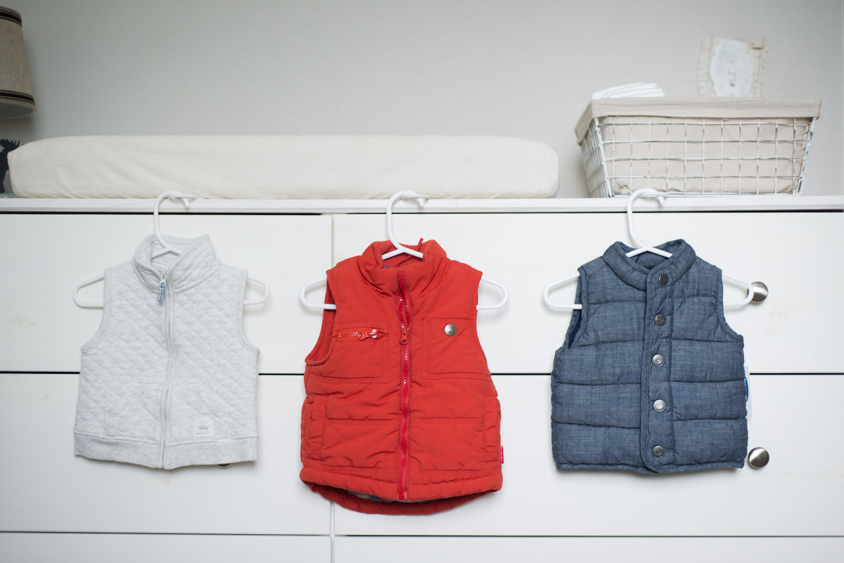 5 Reasons Why Creating a Baby Capsule Wardrobe is Life-Changing