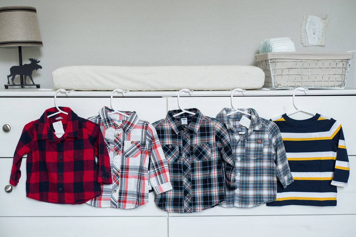 How to Create Capsule Wardrobes for Kids