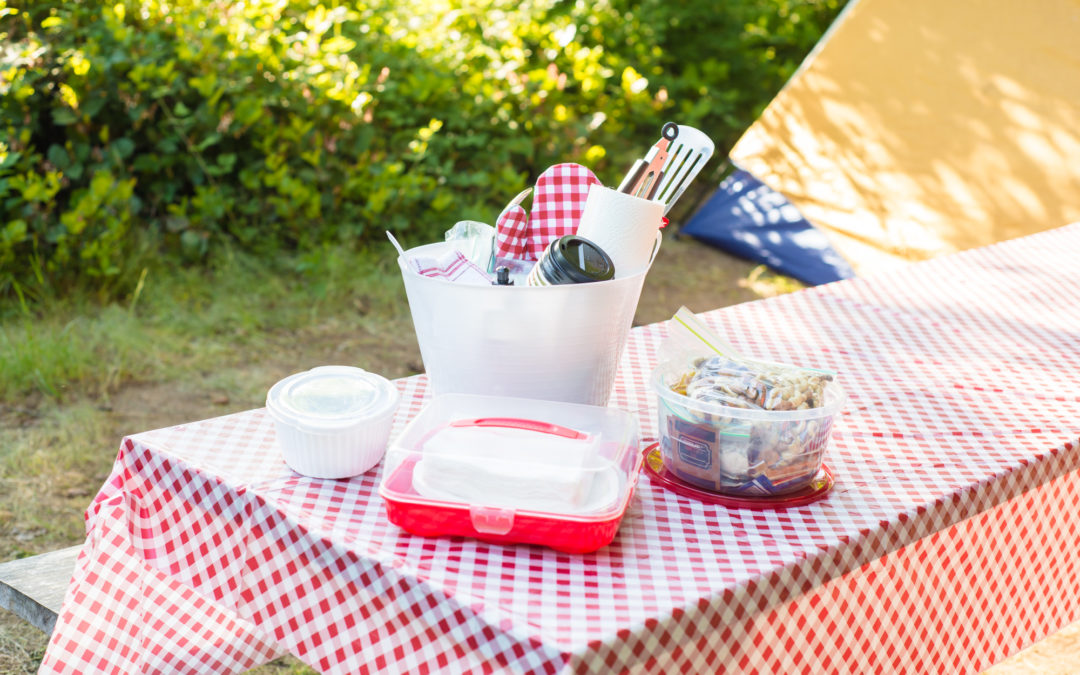 $20 Dollar Tree Camping Kit | Budget-Friendly Kitchen & Dining Supplies