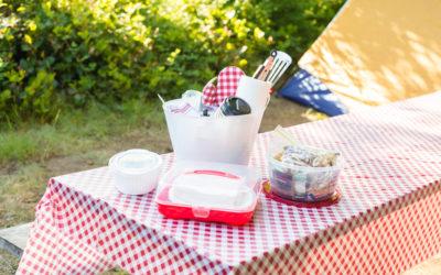 $20 Dollar Tree Camping Kit | Budget-Friendly Kitchen & Dining Supplies