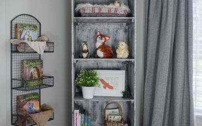 Woodland Nursery Decor for a Baby Boy | BUDGET FRIENDLY!