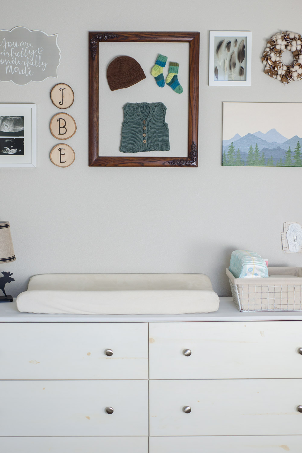 Woodland Nursery Decor for a Baby Boy | BUDGET FRIENDLY!