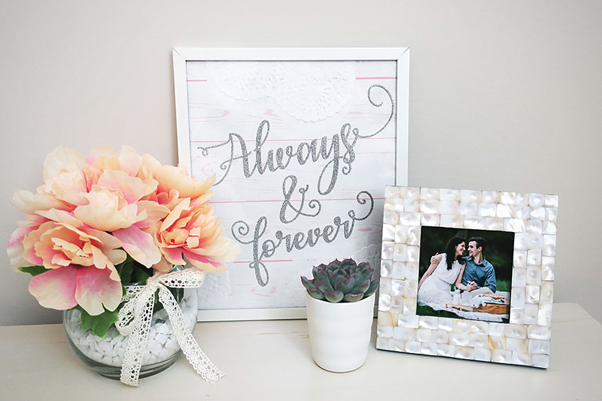 Dollar Tree Valentine's Day Decor - Farmhouse Chic DIY Projects