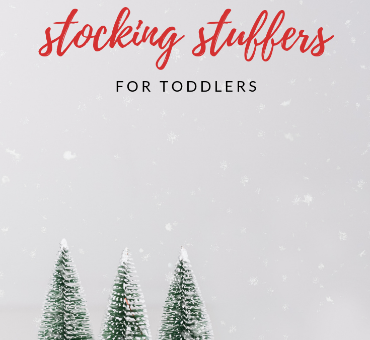 40 Dollar Tree Toddler Stocking Stuffer Ideas