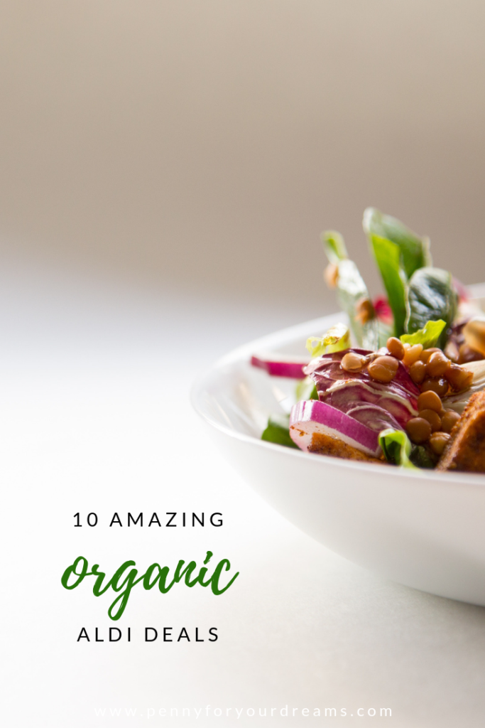 10 Amazing Organic ALDI Products