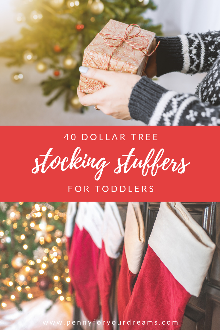 40 Dollar Tree Toddler Stocking Stuffer Ideas Budget Friendly Gifts For Kids