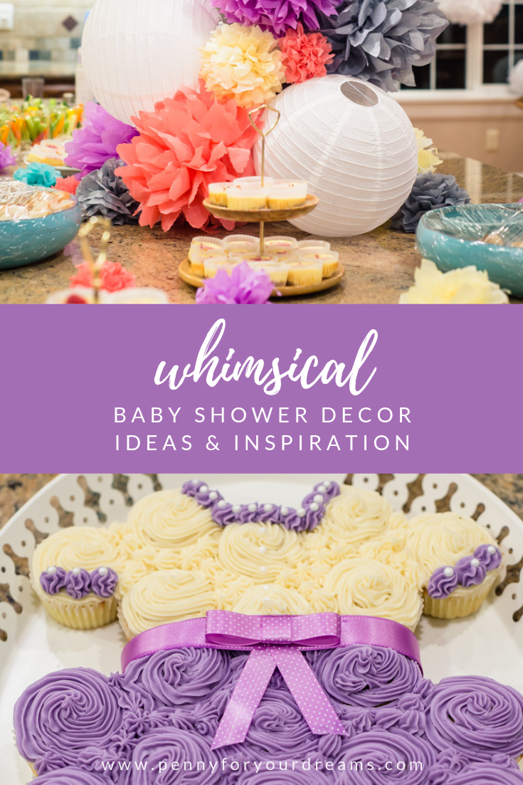 Whimsical Baby Shower Decor for a Little Girl | Ideas & Inspiration