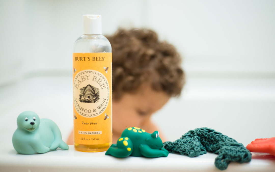 8 Minimalist Baby Bath Time Essentials