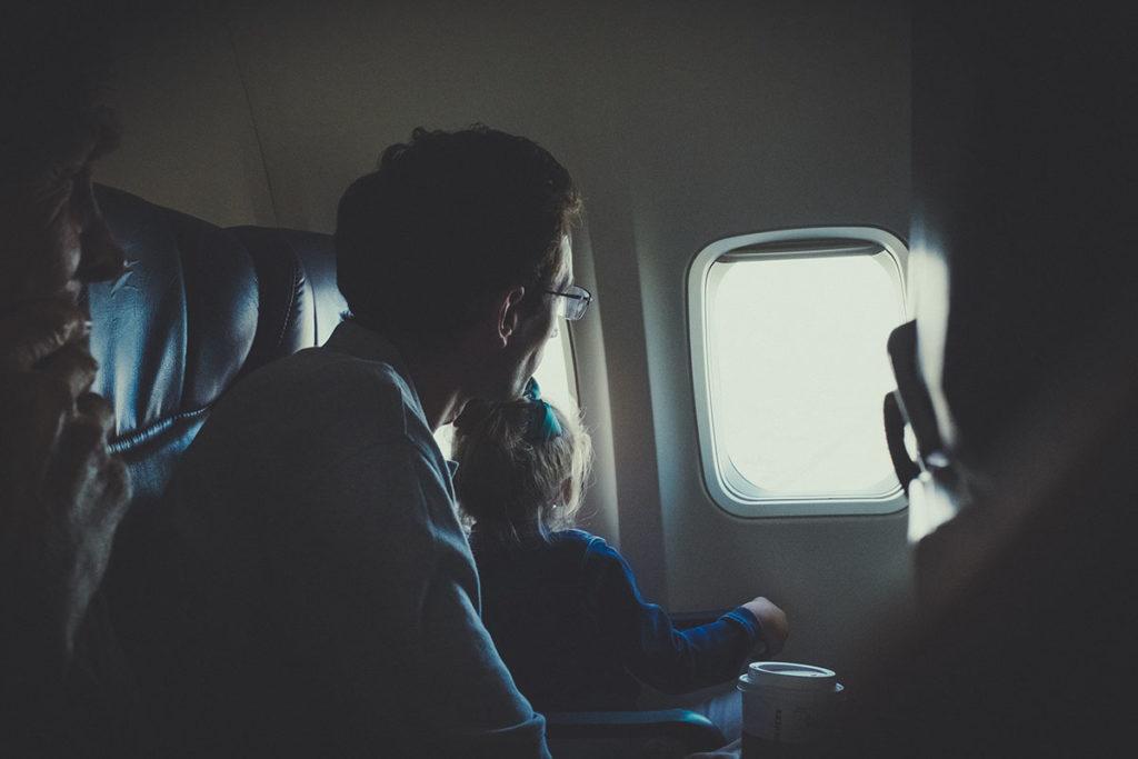 Kids Fly Free Travel Hack!