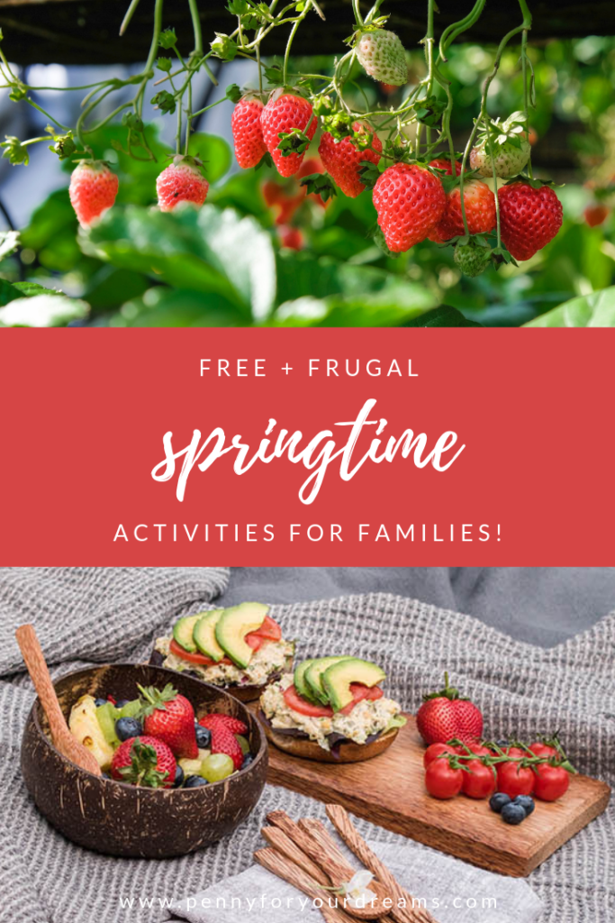 Free and Frugal Springtime Activities for Families