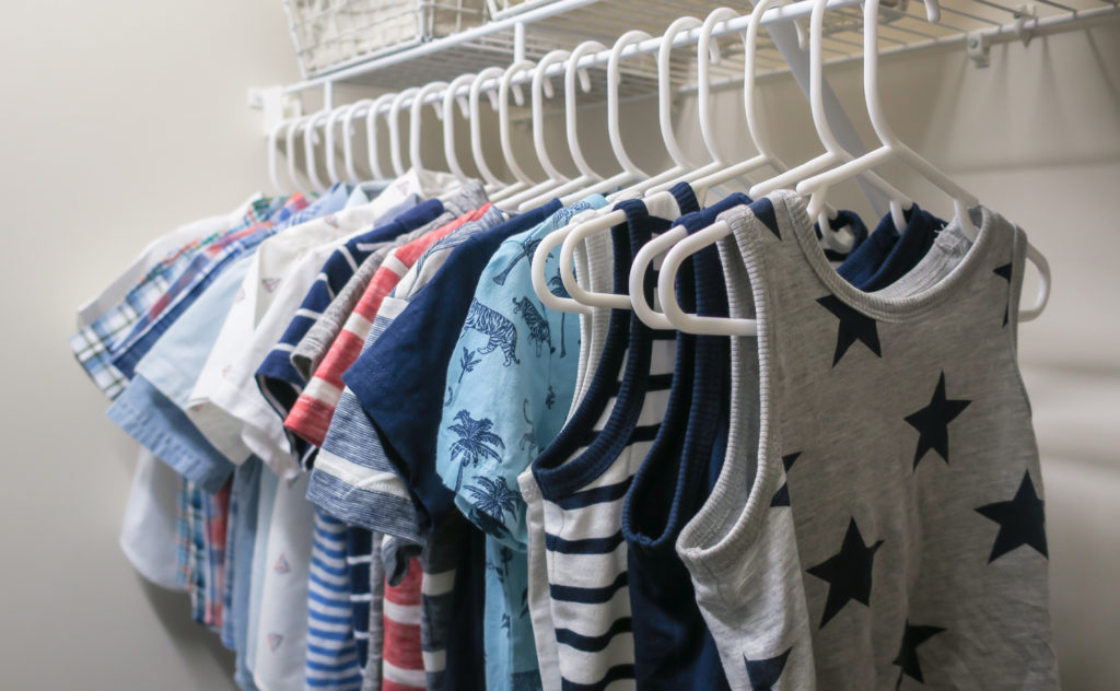 Toddler Boy Summer Capsule Wardrobe