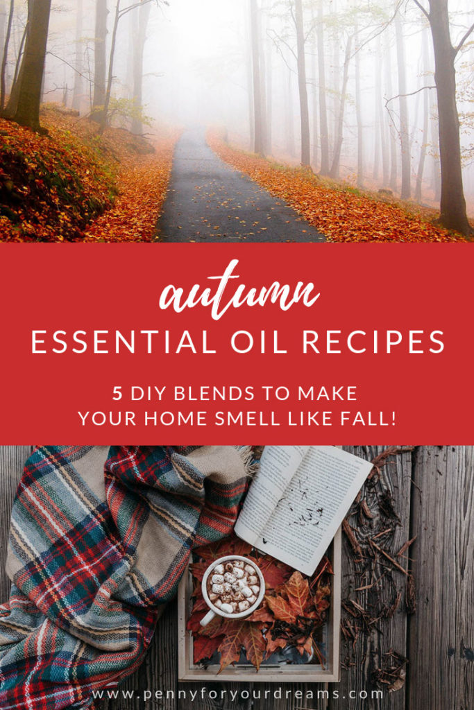 5 DIY Essential Oil Recipes for Your Diffuser