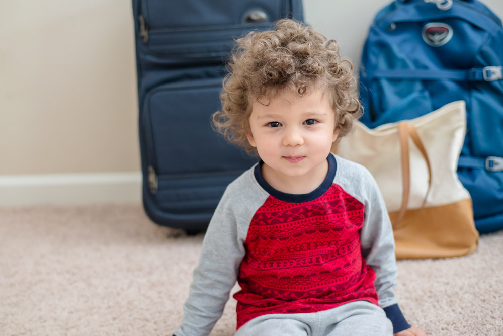 Traveling Light with Kids | Minimalist Family Packing Tips